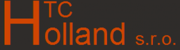 Logo firmy HTC Holland