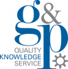 Logo firmy G&P Quality Management