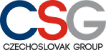 Logo firmy CZECHOSLOVAK GROUP
