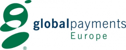 Logo firmy Global Payments Europe