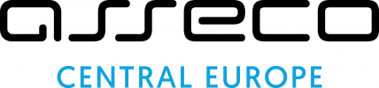 Logo firmy Asseco Central Europe