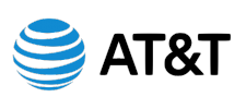 Logo firmy AT&T