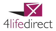 Logo firmy 4Life Direct