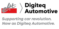 Logo firmy Digiteq Automotive