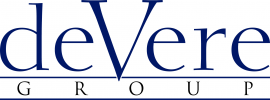 Logo firmy deVere Group