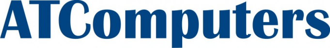 Logo firmy AT Computers