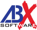 Logo firmy ABX software