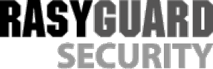 Logo firmy RASYGUARD SECURITY