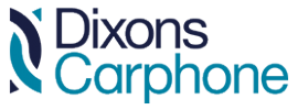 Logo firmy Dixons Carphone CoE