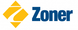 Logo firmy ZONER software