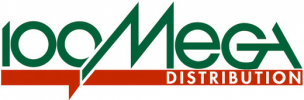Logo firmy 100MEGA Distribution