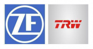 Logo firmy TRW Automotive Czech