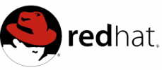 Logo firmy Red Hat Czech