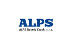 Logo firmy Alps Electric