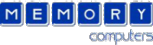 Logo firmy MEMORY computers