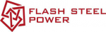 Logo firmy Flash Steel Power