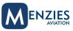 Logo firmy Menzies Aviation (Czech)