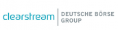 Logo firmy Clearstream Operations Prague