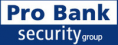 Logo firmy Pro Bank Security