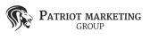 Logo firmy Patriot Marketing Group
