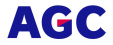 Logo firmy AGC Flat Glass Czech, člen AGC Group