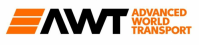 Logo firmy Advanced World Transport - AWT