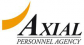Logo firmy Axial Personnel Agency