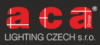 Logo firmy ACA LIGHTING CZECH