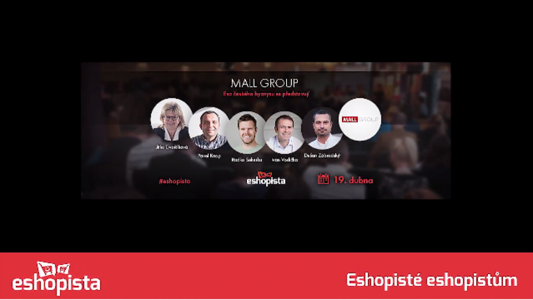 Eshopista s Mall Group