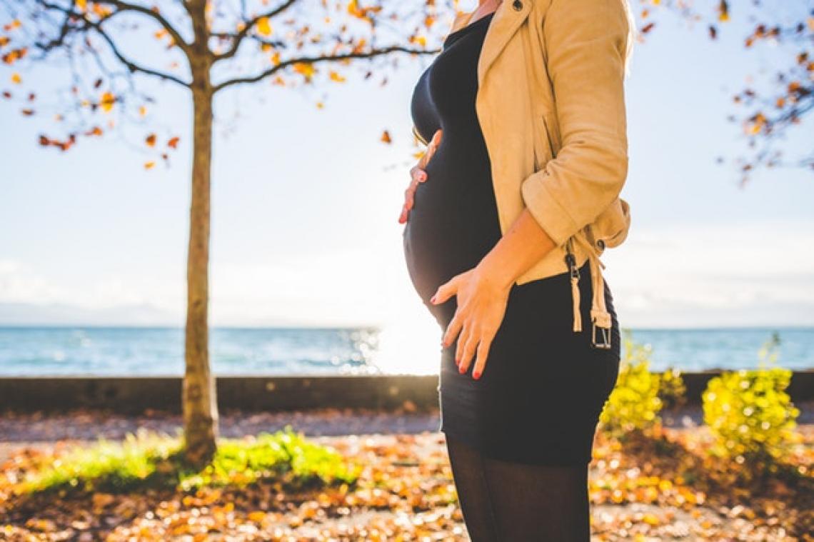Dovolená v těhotenství