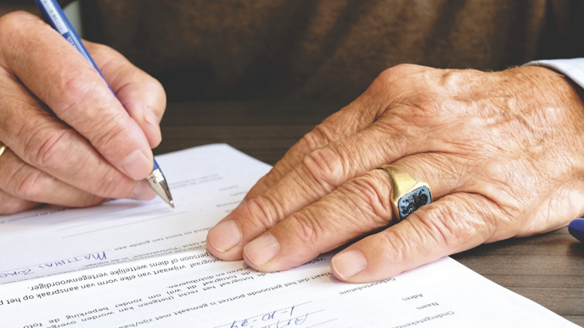 Ukončení pracovního poměru dohodou musí být dle zákoníku práce stvrzeno podpisem