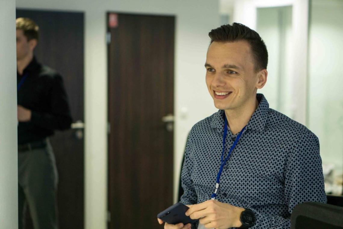 Spokojenost s průběhem večerů vyjádřil i Michal Hardyn