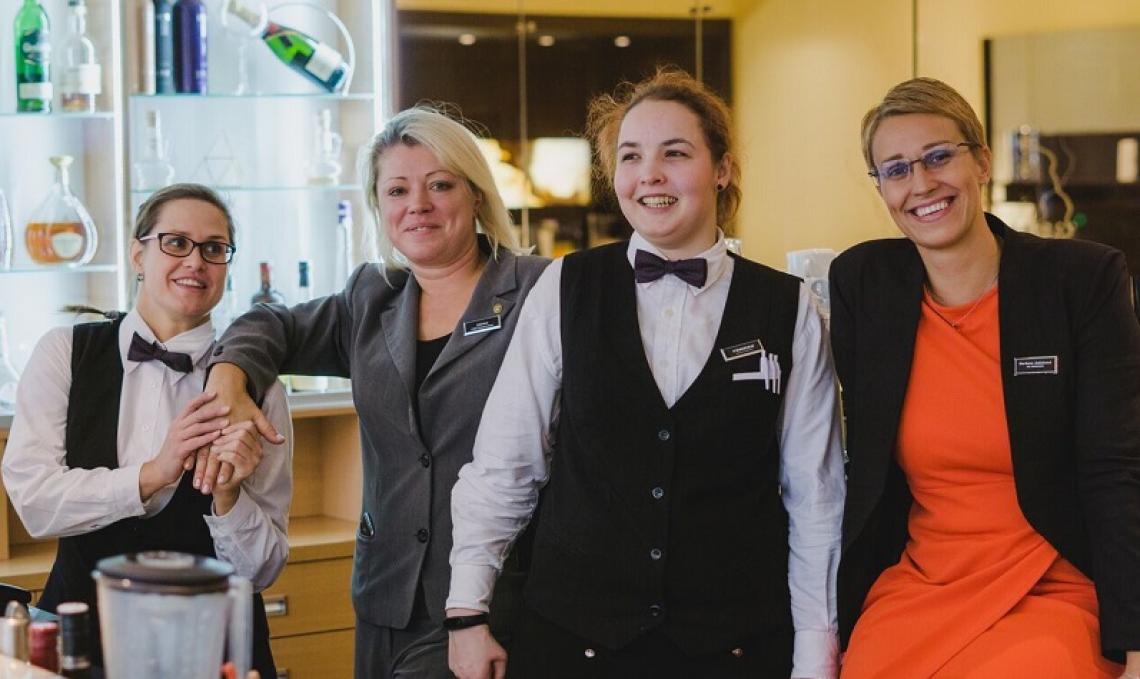 Hotel Panorama Prague se může pochlubit skvělým týmem zaměstnanců