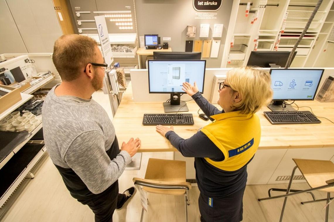 Ikea se umístila na 6. místě mezi zaměstnavateli roku 2018