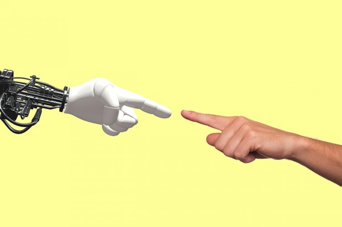 Roboti mohou brzo nahradit výraznou část profesí