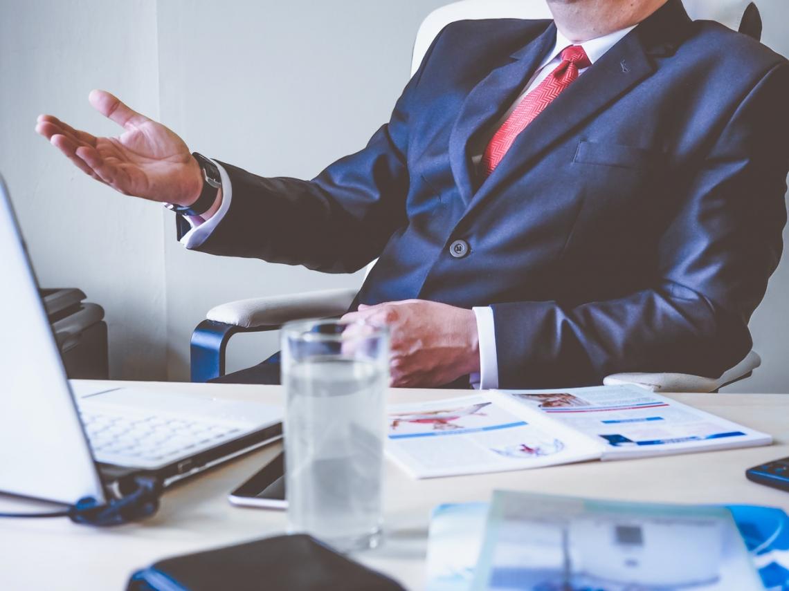 Leadership: Chyby, které jako vedoucí možná děláte