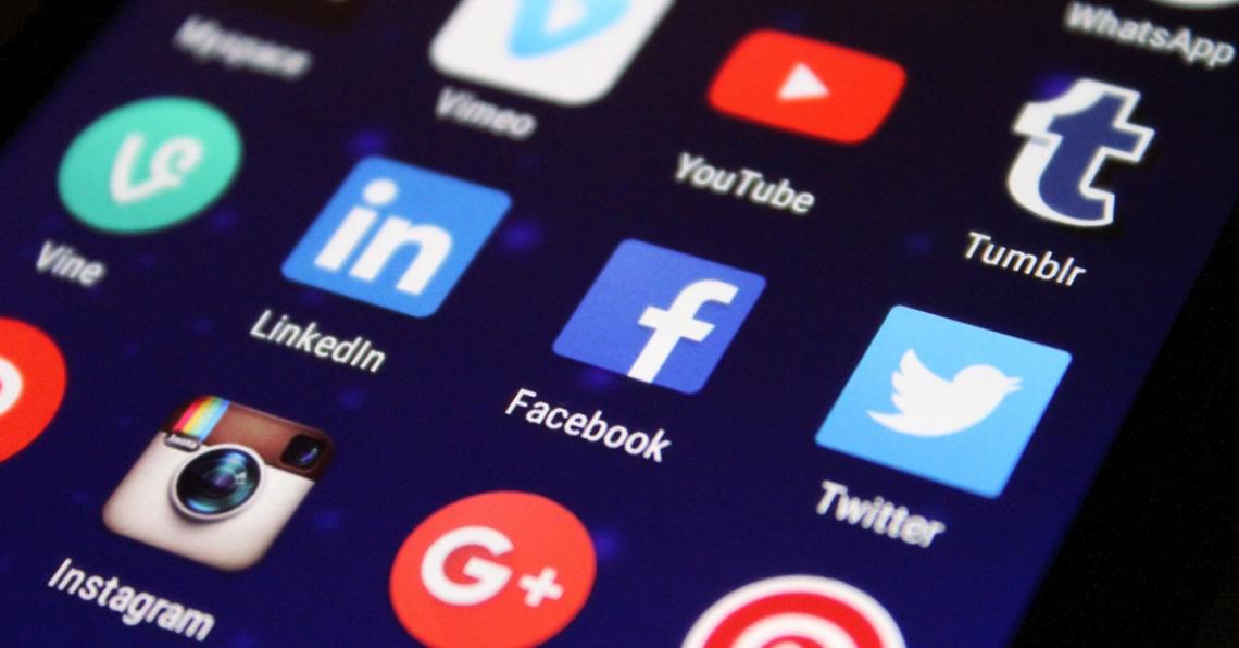 Sociální média jako nástroj náboru