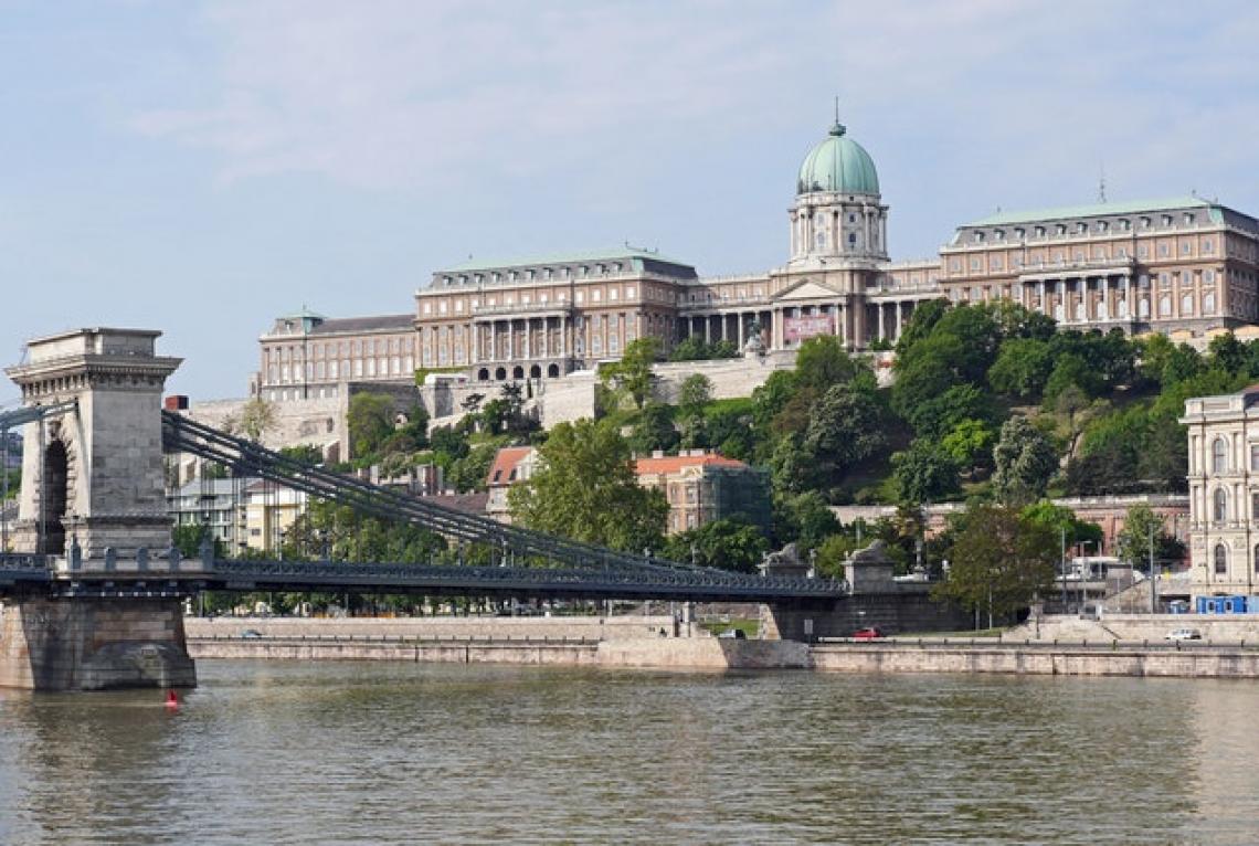 Budapešť - Budínský hrad, kam v Budapešti