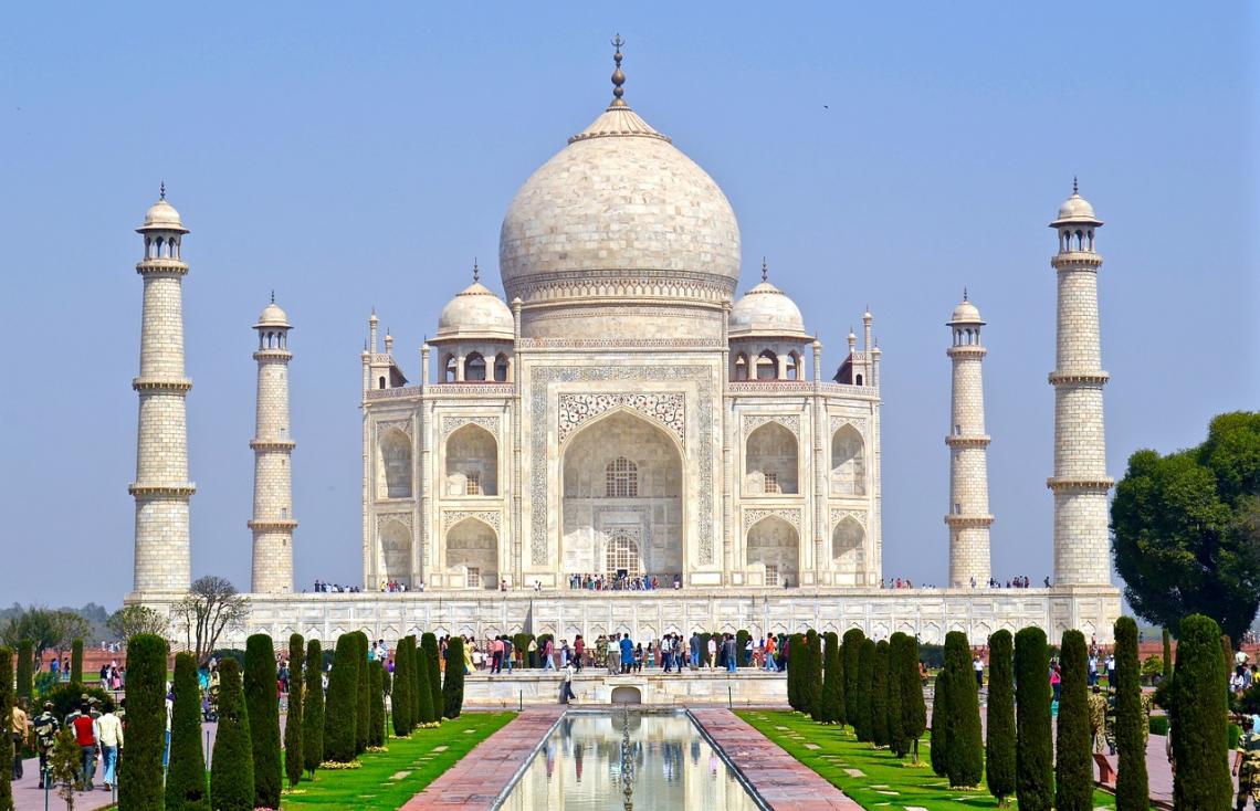Indie Tádž Mahal
