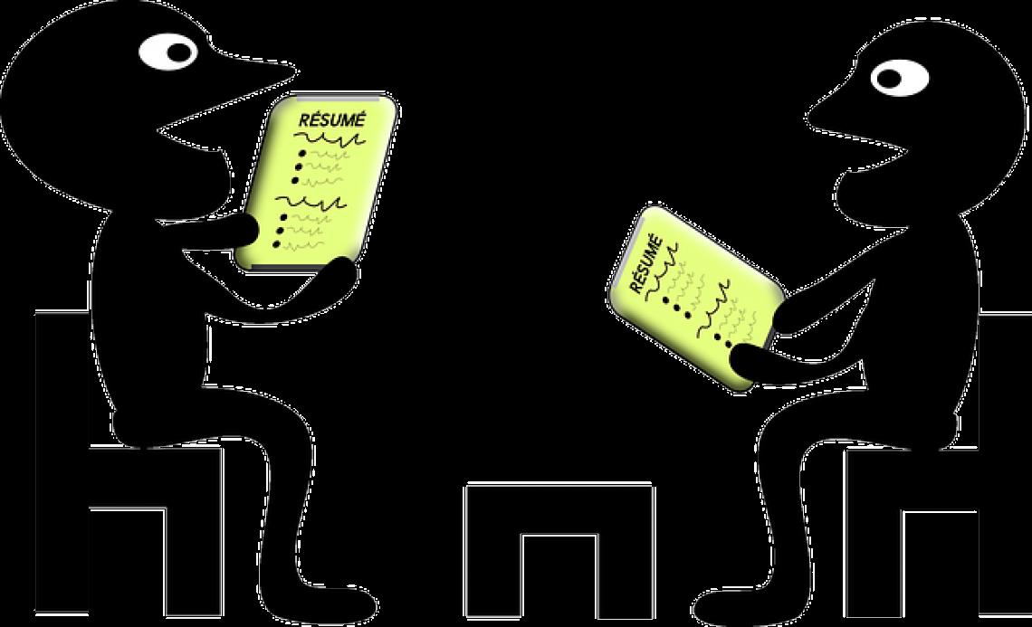 Pracovní pohovor - co říct a co si naopak nechat pro sebe