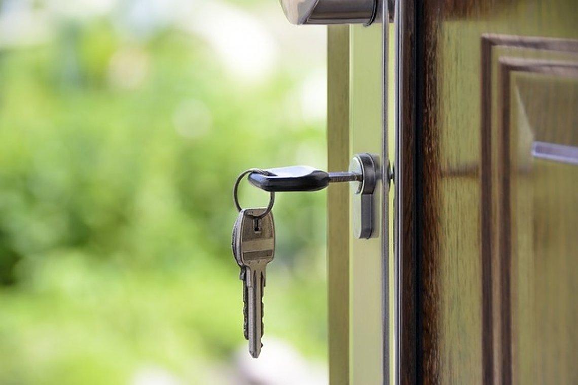 daň z nabytí nemovitosti - přepis domu