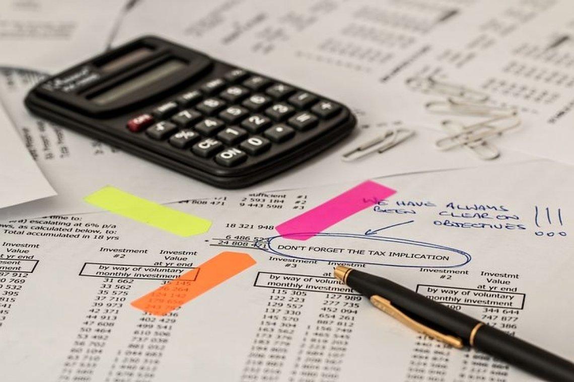 Jak vyplnit daňové přiznání?