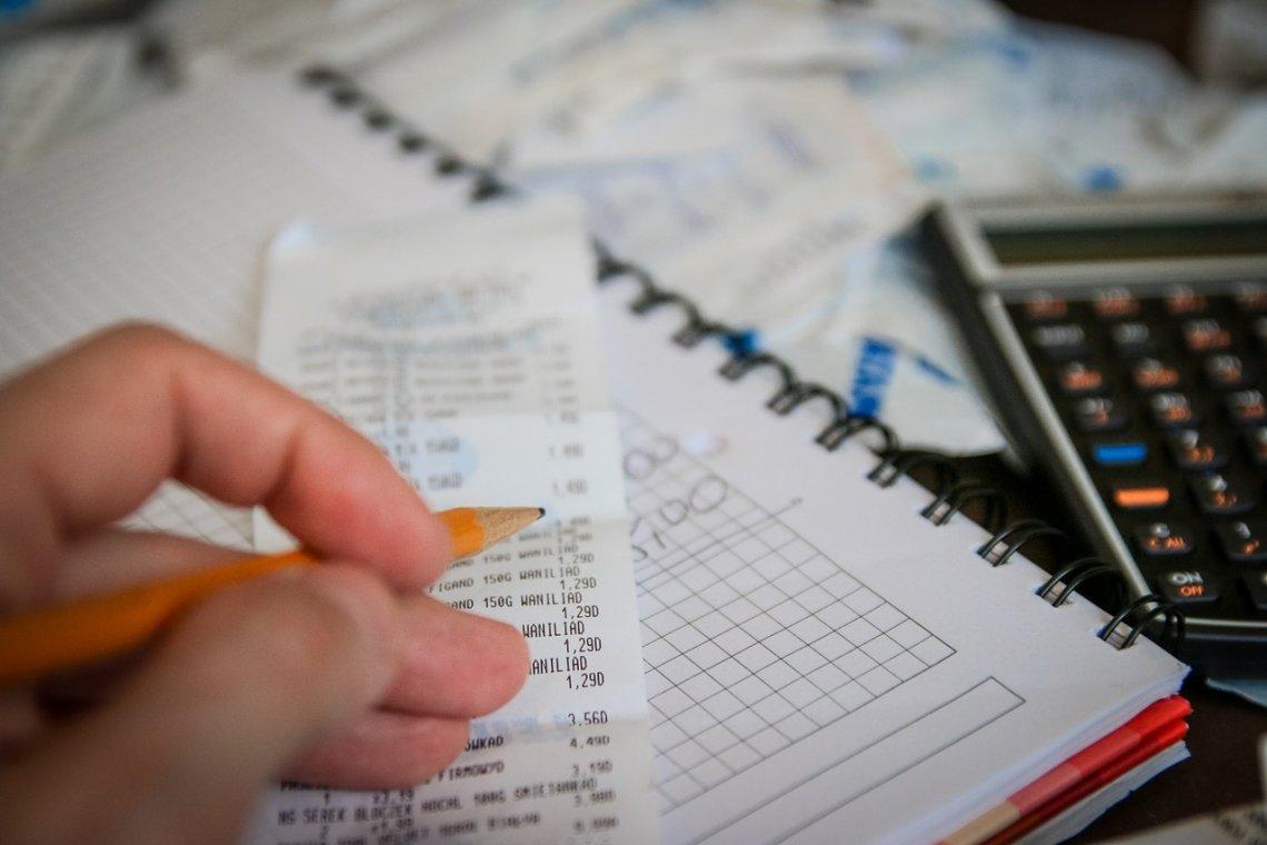 Finance - kalkulačka - šetření - úspory.