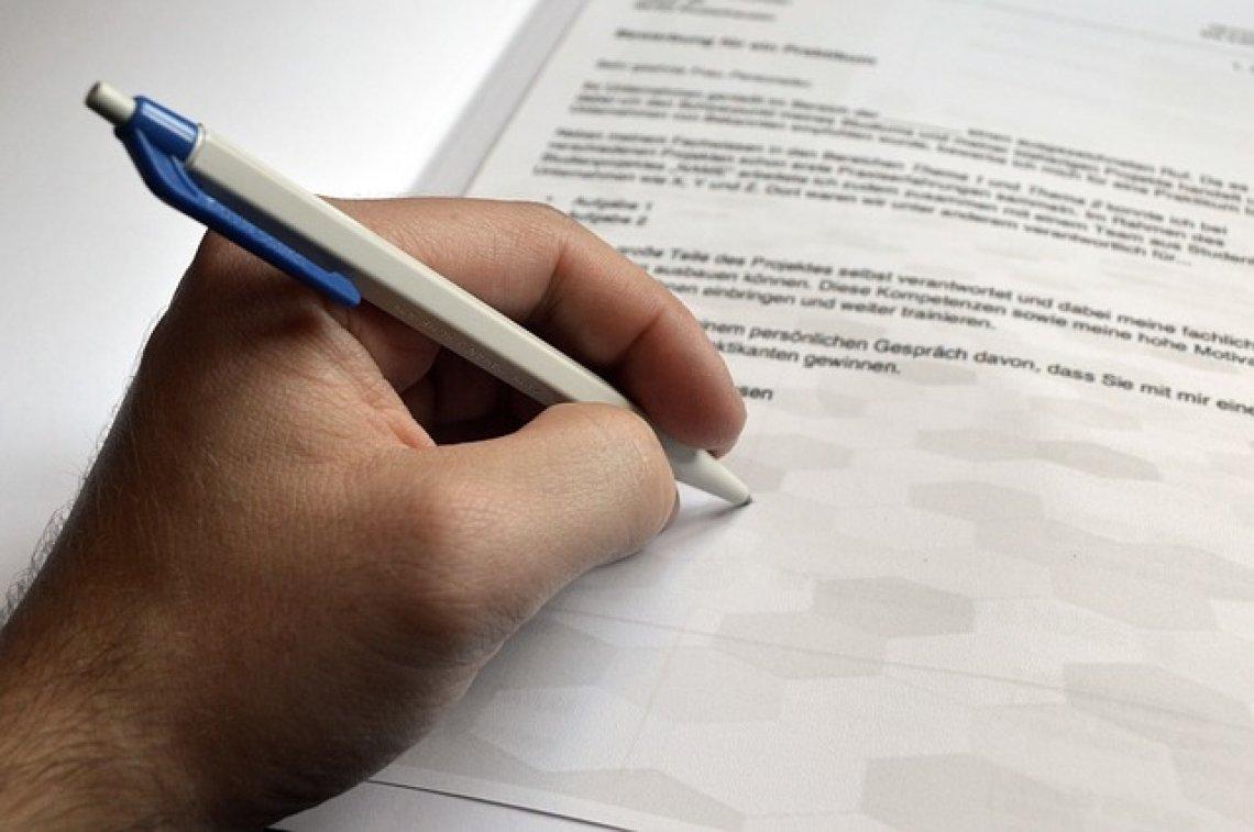 Jak napsat motivační dopis který zaujme - motivační dopis