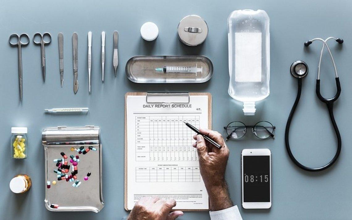 Lékař, lékařská prohlídka, jak probíhá vstupní lékařská prohlídka do zaměstnání