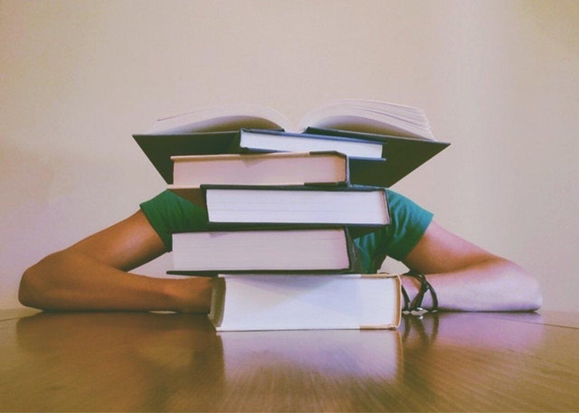 Jak se správně a efektivně učit, knihy