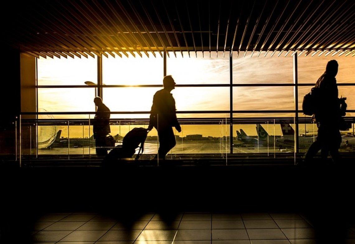 jak se vyhnout služební cestě - letiště, cestování