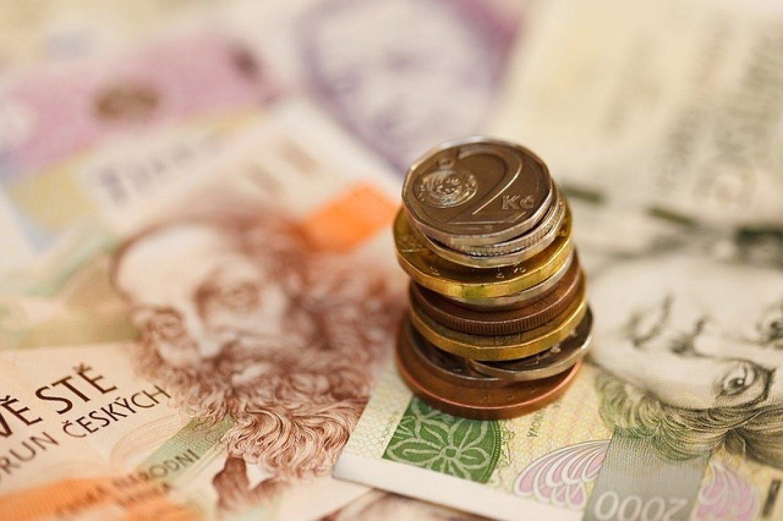 Mzda - minimální mzda, výplata, plat