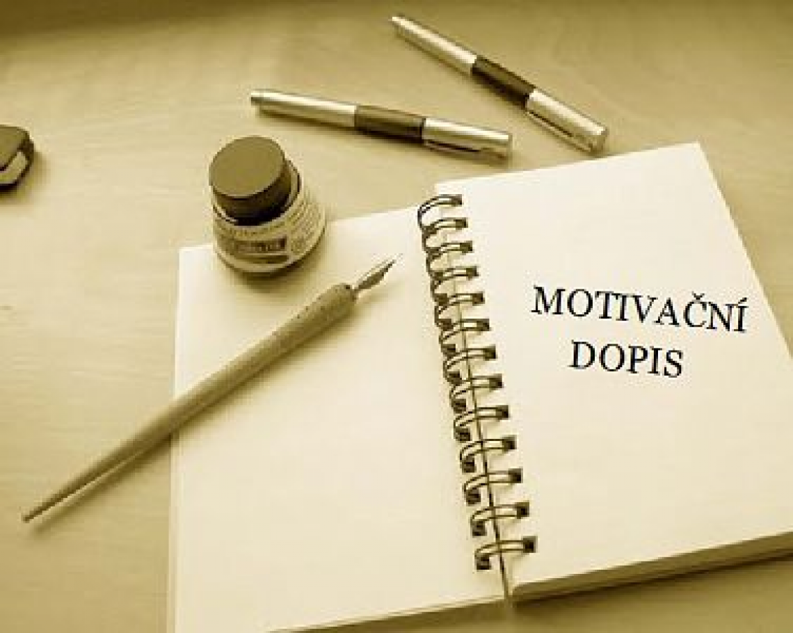 Motivační dopis