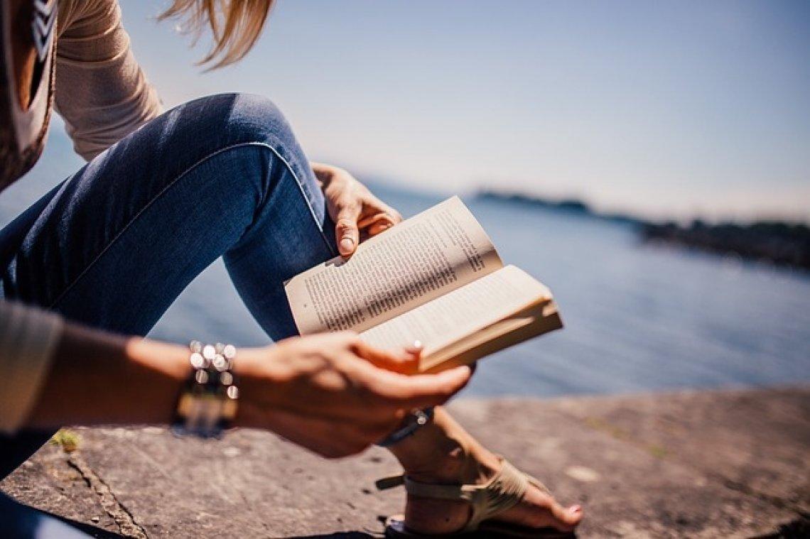 Nejlepší knihy: četba, četba knihy.